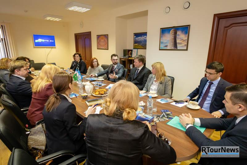 В Петербурге представили новый турмаршрут «Узбекский Петербург» 9