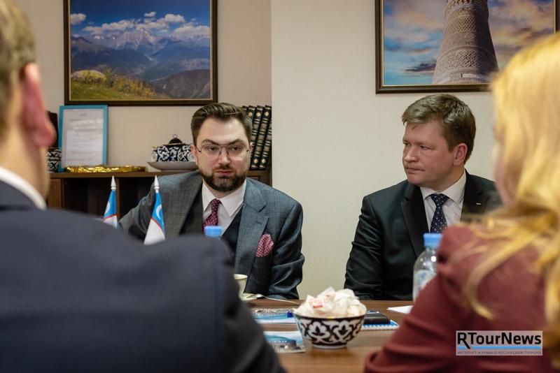 В Петербурге представили новый турмаршрут «Узбекский Петербург» 7