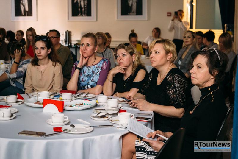 Good Time наставляет агентов на путь истинный — презентация Испании прошла в СПб