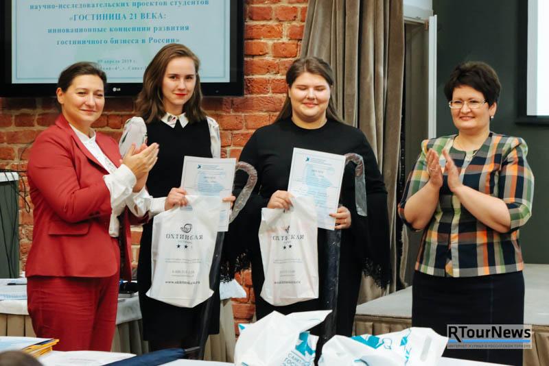 Конкурс студенческих проектов «Гостиница 21 века» встретил первый юбилей
