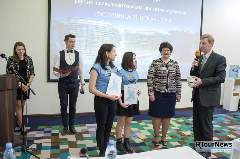 В Петербурге выбрали гостиницу XXI века 11