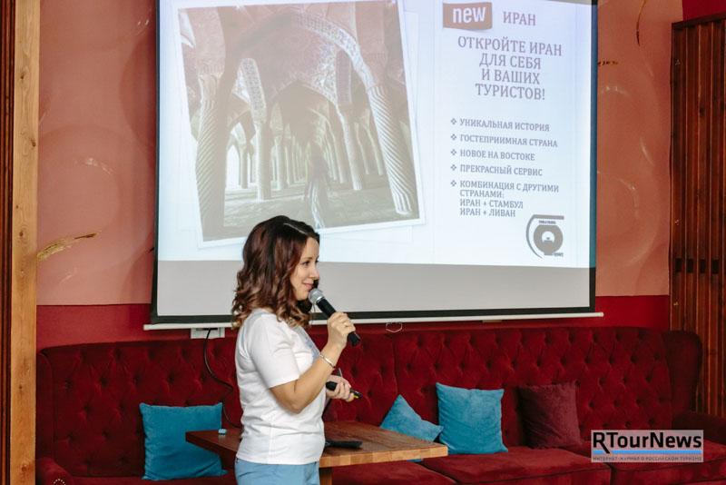 Иран: наследие Персии — презентация суперновинки от Meteors Travel!