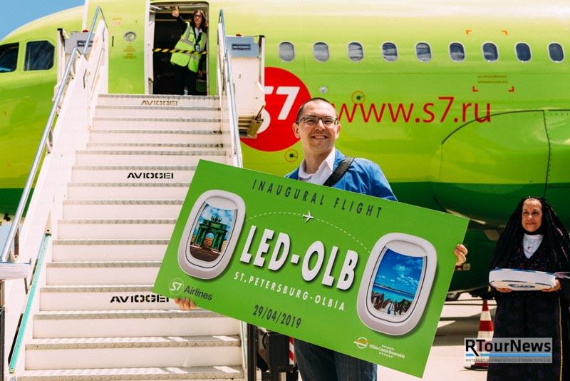 S7 запустила рейсы на Сардинию из Санкт-Петербурга 5