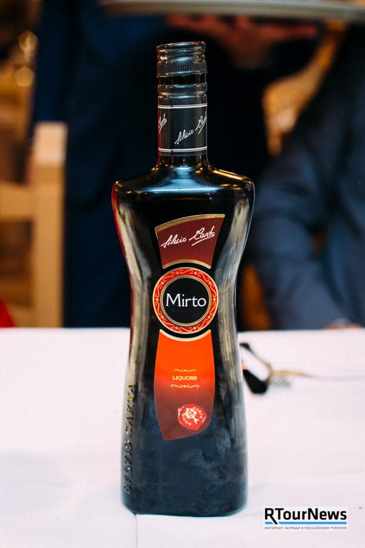 Что пить на севере Сардинии?
