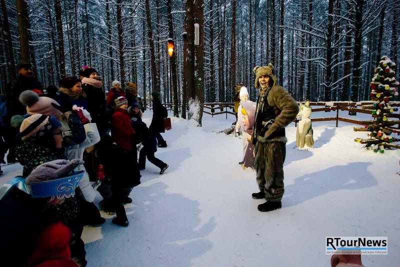 Здравствуй, Дедушка Мороз, или как мы съездили в Великий Устюг 13