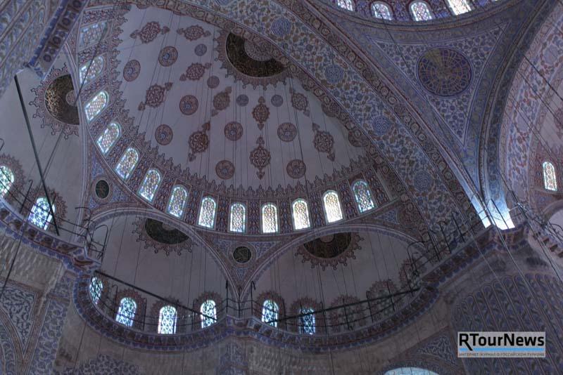 За Турцией к Zemexpert! Стамбул, Голубая мечеть