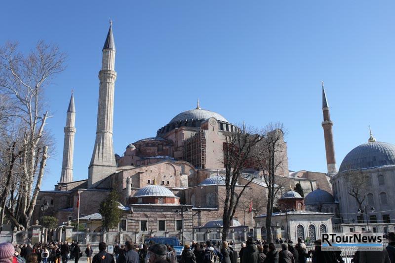 За Турцией к Zemexpert! Собор Святой Софии