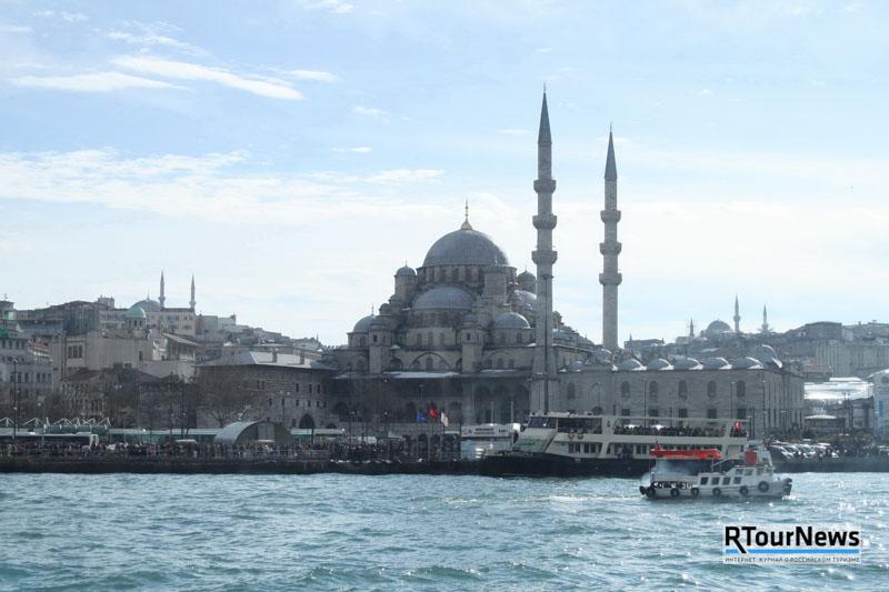 За Турцией к Zemexpert! Водная прогулка по Босфору