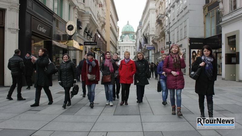 Прогулка по Вене с «Робинзон Tурс» 5