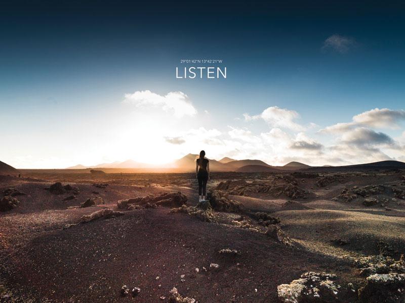 Канарские острова: рассветы других миров - LISTEN (Лансаротте)