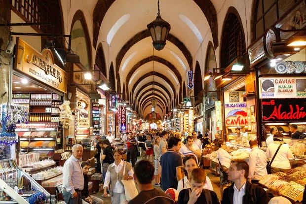 Стамбул. Минигид по бывшей турецкой столице 27