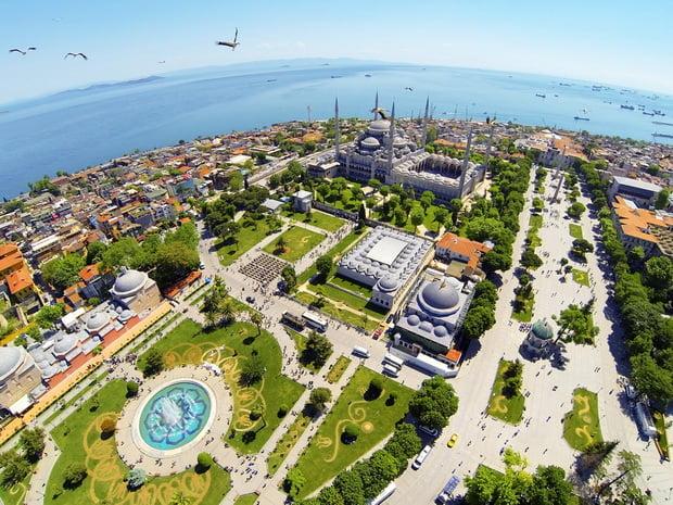 Стамбул. Минигид по бывшей турецкой столице 5