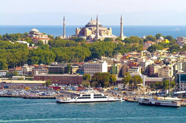 Стамбул. Минигид по бывшей турецкой столице 7