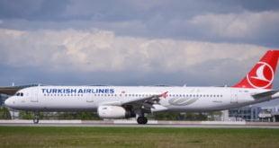 Авиакомпания Turkish Airlines удвоит количество рейсов из Санкт-Петербурга в Стамбул 2