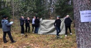 Турслет первокурсников Академии им. А.Л. Штиглица состоялся при поддержке РСТ - Северо-Запад 4