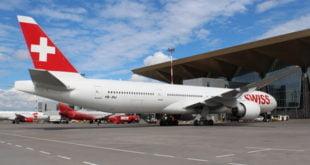 Из Петербурга возобновляются рейсы в Цюрих авиакомпании SWISS 15