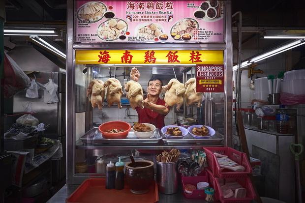 Культура уличной еды в Сингапуре 3