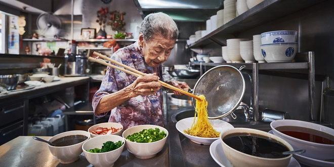 Культура уличной еды в Сингапуре 1