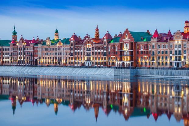 Не выезжая из России: 10 городов с заграничным колоритом 9