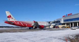 «Россия» запустила рейсы Санкт-Петербург - Минск 7