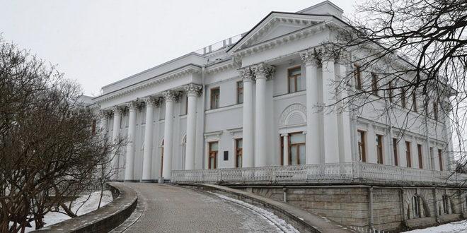 Елагиноостровский дворец-музей отреставрировали 1