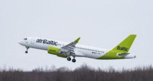 airBaltic возобновила полеты в Петербург 5