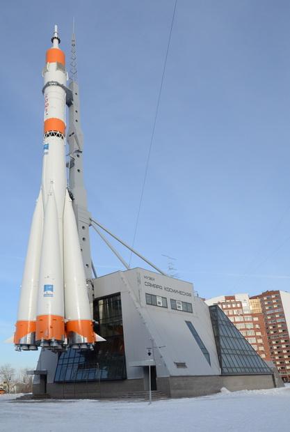 Знаковые места в России, связанные с космонавтикой 5