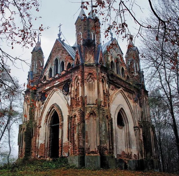 10 необычных мест Республики Беларусь 3