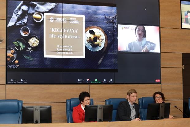 Всем вирусам назло: VII конкурс студенческих проектов «Гостиница 21 века» прошел дистанционно 21