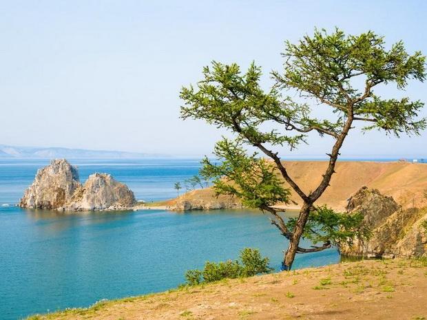 Топ самых красивых озер России 22