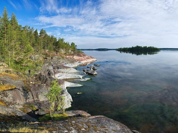 Топ самых красивых озер России 2