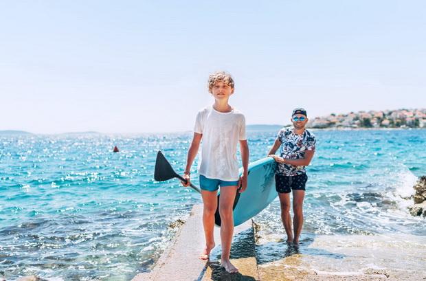 SUP, кайтсёрфинг, вейкбординг - на чём покорять лето 2021? 3