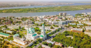 «Россия» открывает рейсы Петербург - Астрахань 11