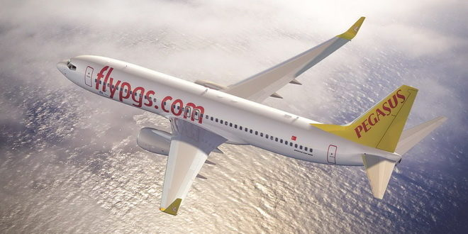 Pegasus Airlines запускает рейсы из Санкт-Петербурга 1