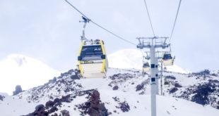 Горные курорты Северного Кавказа выпустили единый сезонный ски-пасс 9