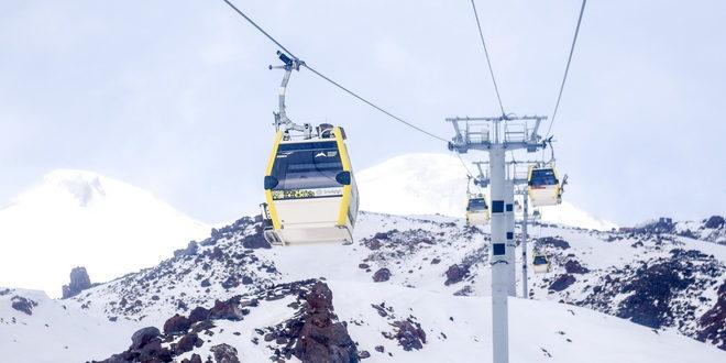 Горные курорты Северного Кавказа выпустили единый сезонный ски-пасс 1