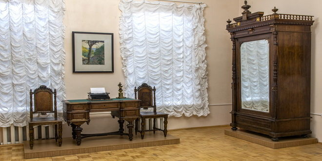 В Ленобласти отремонтируют музей Билибина
