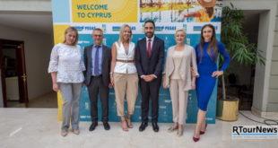 Фотоотчет с презентации Кипра PEGAS Touristik 5