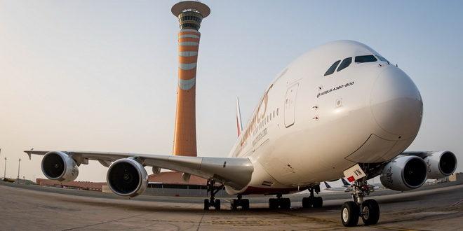 Emirates возвращается в Петербург