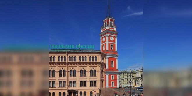 В Петербурге Думскую башню открыли для посетителей