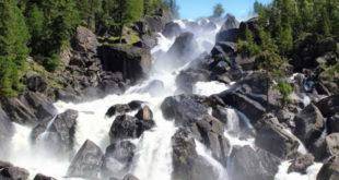 Рёв мятежный: топ самых красивых водопадов России 7