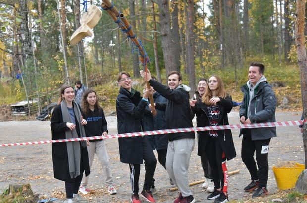 Турслёт первокурсников Академии Штиглица с успехом прошёл в Ленобласти 3