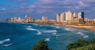 Израиль потратил $500 тыс. на новый туристский логотип