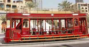 В Дубае появится туристический трамвай