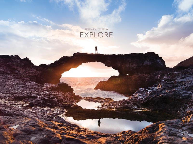 Канарские острова: рассветы других миров - EXPLORE (Эль Йерро)