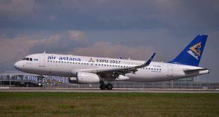 Air Astana возобновила рейсы Петербург - Нур-Султан 11