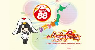 Япония продвигает анимэ-паломничество 8
