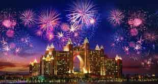 Волшебная сказка: что приготовил Дубай к Новому году 5