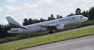 BulgariaAirвозобновит полеты из Пулково в Софию 7