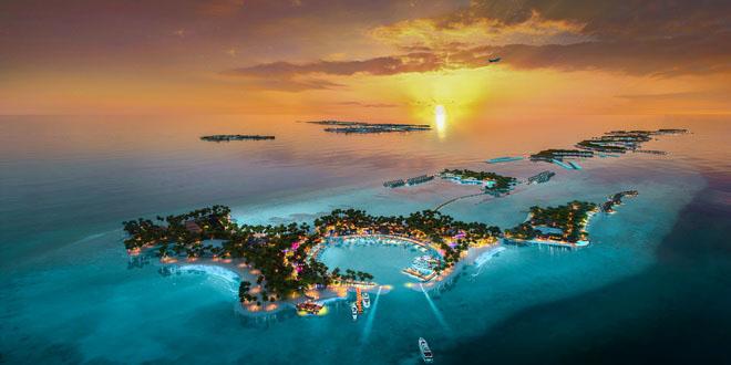 На Мальдивах открываются новые резорты